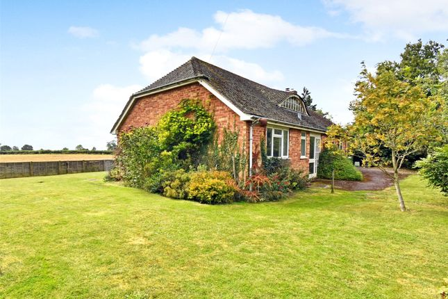 3 bed bungalow for sale in The Thicket, Leckhampstead, Newbury RG20