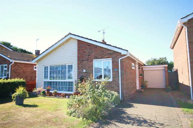 Thumbnail Detached bungalow for sale in Horsey Road, Kirby-Le-Soken, Frinton-On-Sea