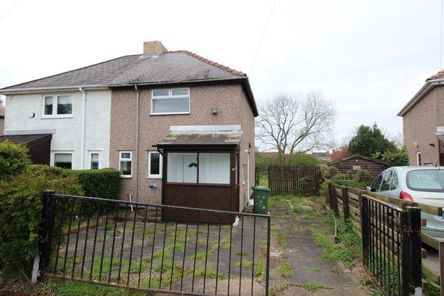 Thumbnail Semi-detached house to rent in Burnhills Gardens, Greenside, Ryton