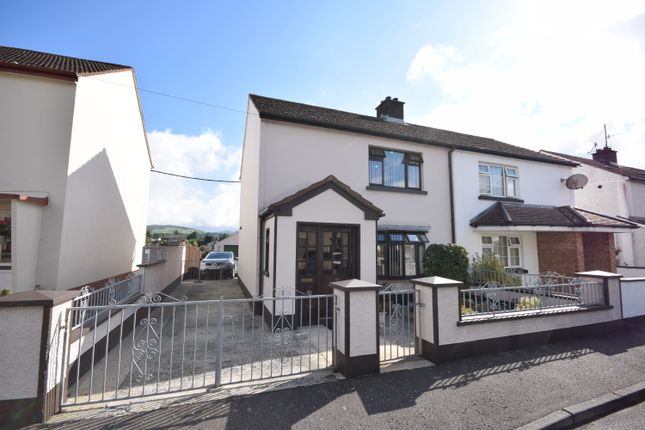 Thumbnail Semi-detached house for sale in Forth Avenue, Warrenpoint