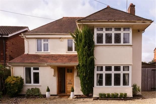 Thumbnail Detached house to rent in Coningesby Drive, Watford