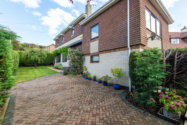 Thumbnail Detached house for sale in West Way, High Salvington, Worthing