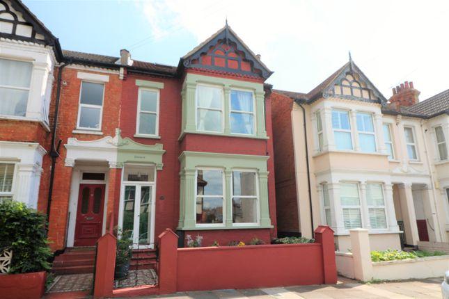 Thumbnail Semi-detached house for sale in Milton Avenue, Westcliff-On-Sea