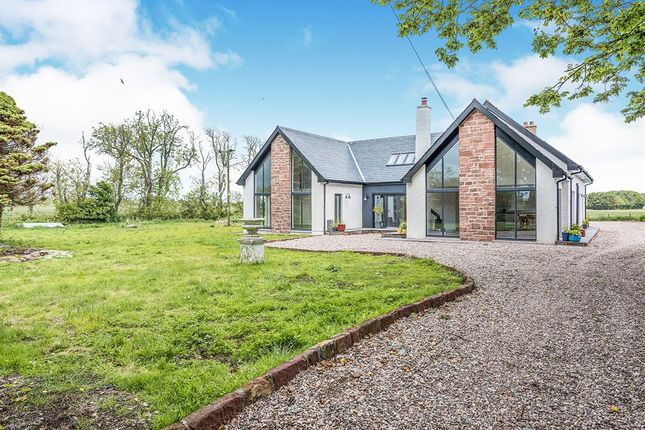 Thumbnail Detached house for sale in Cherrylynne, Inverkeilor, Arbroath, Angus