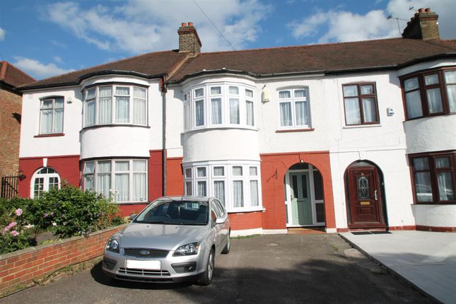 Thumbnail Terraced house for sale in Ashley Gardens, Palmers Green, London