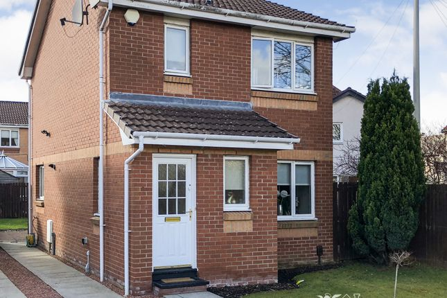 Thumbnail Detached house for sale in Timmons Grove, Mossend, Bellshill.