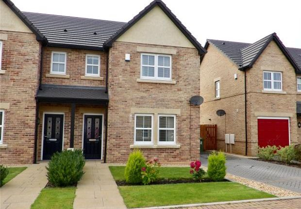 Thumbnail Semi-detached house for sale in Whins Close, High Harrington, Workington