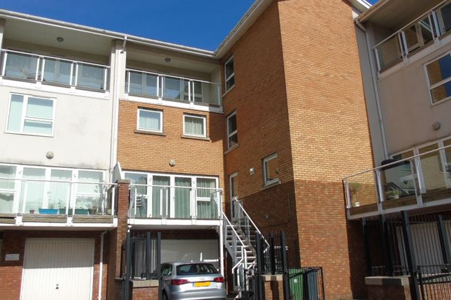 Thumbnail Flat to rent in Taliesin Court, Chandlery Way, Cardiff