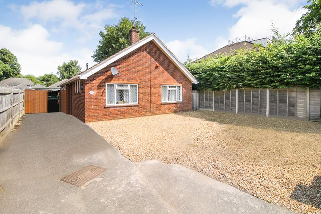 Thumbnail Bungalow for sale in Reading Road, Farnborough, Hampshire