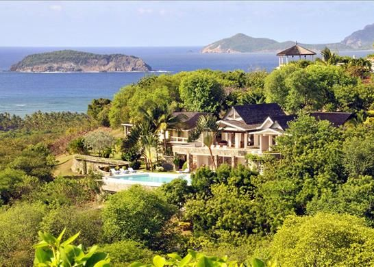 Thumbnail Detached house for sale in Full Moon, St Vincent And The Grenadines