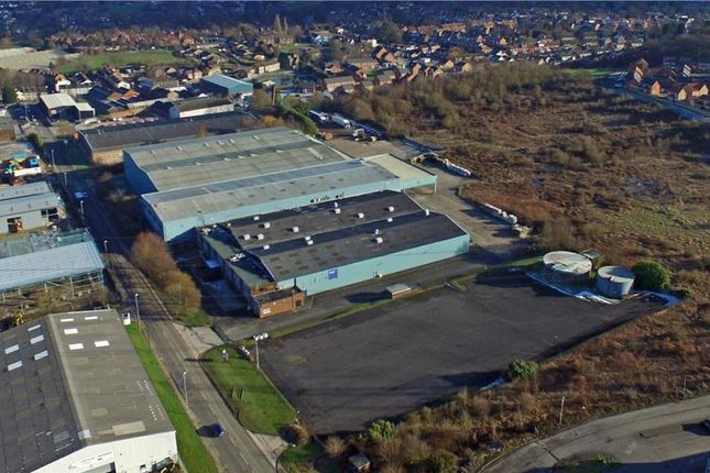 Thumbnail Industrial to let in Units B & C, Park 40, Flanshaw Way, Wakefield, West Yorkshire