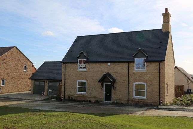 Thumbnail Detached house for sale in Plot 46, Hill Place, Brington, Huntingdon