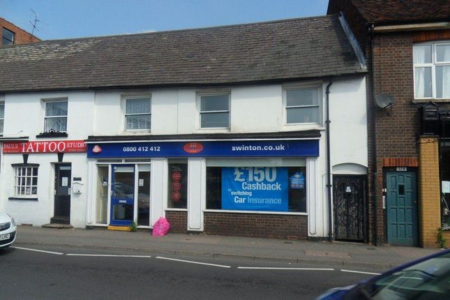 Thumbnail Flat to rent in West Street, Dunstable