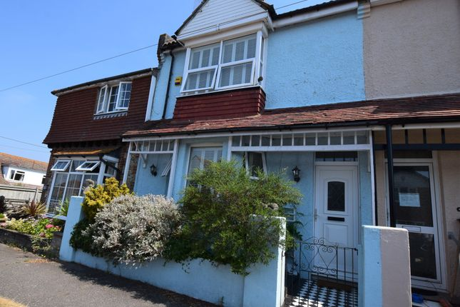 Thumbnail Terraced house for sale in Seaville Drive, Pevensey Bay
