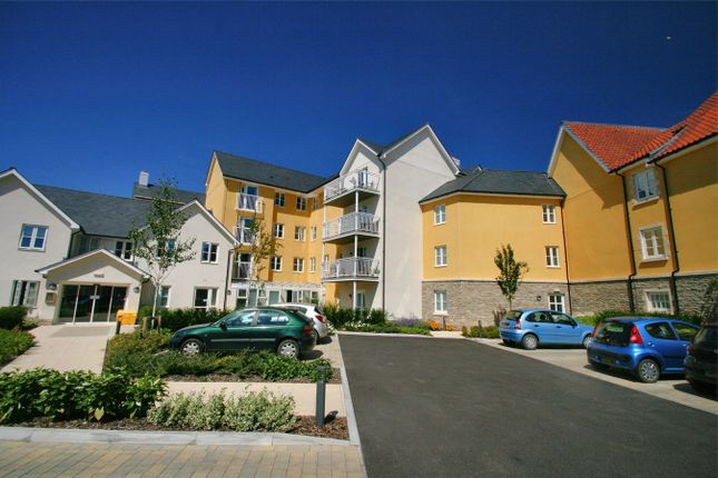 Thumbnail Flat for sale in Barnhill Road, Chipping Sodbury, South Gloucestershire