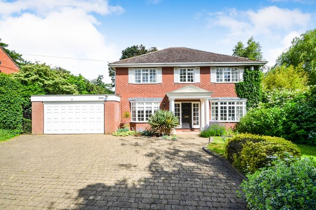 Thumbnail Detached house for sale in Vicarage Lane, Dunchurch, Rugby