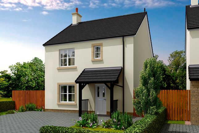 Thumbnail Detached house for sale in Millerhill, Wymet Gardens, Edinburgh