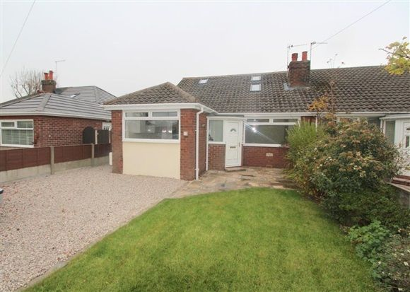 Thumbnail Bungalow for sale in St Johns Avenue, Thornton Cleveleys