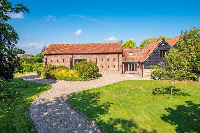 Thumbnail Barn conversion for sale in Norton, Bury St Edmunds, Suffolk