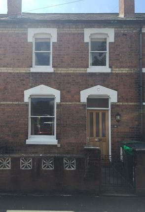 2 bed terraced house to rent in Crowmere Road, Shrewsbury SY2