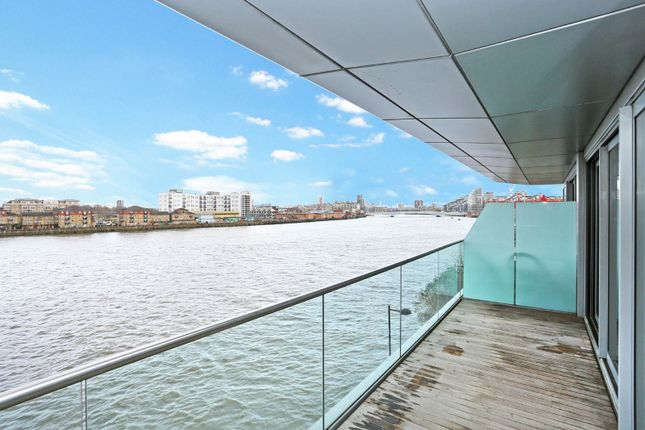Thumbnail Flat to rent in Mandel House, Wandsworth