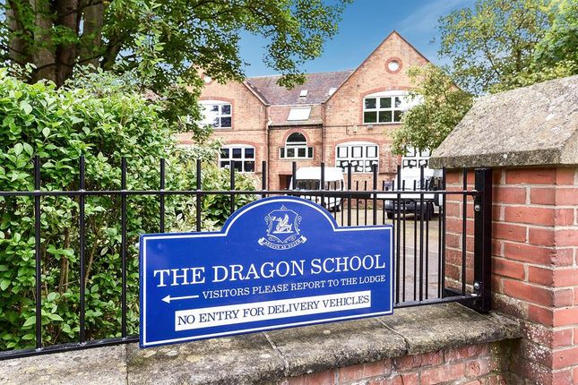 Dragon School Located At The End Of The Road