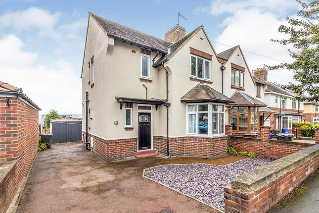 3 bed semi-detached house for sale in Chiltern Road, Sheffield, South Yorkshire S6