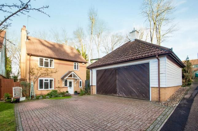 Thumbnail Detached house for sale in Badgers Rise, River, Dover, Kent