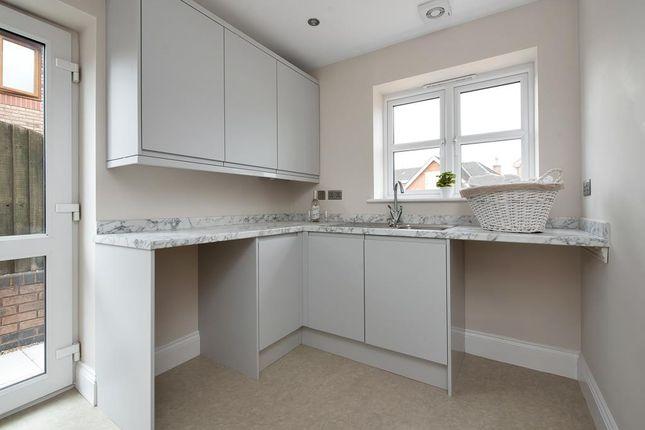 Utility Room of Quarndon Heights, Allestree, Derby DE22