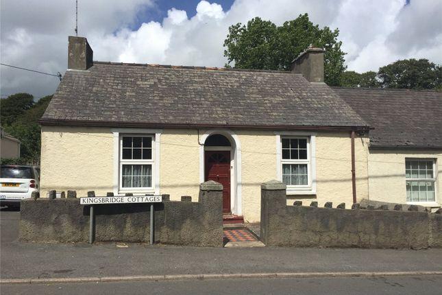 Thumbnail Semi-detached bungalow to rent in Kingsbridge Cottages, Holyland Road, Pembroke