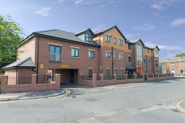 Thumbnail Flat for sale in Rutherford Drive, Westhoughton, Bolton