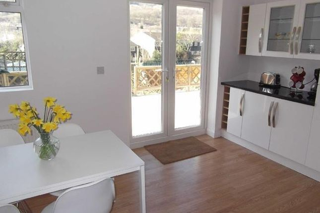 Thumbnail End terrace house to rent in Wesley Place, Merthyr Vale, Merthyr Tydfil