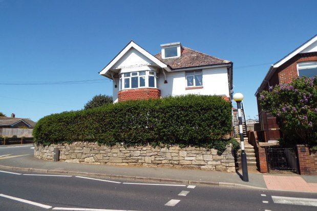 Thumbnail 1 bed flat to rent in 59 Newport Road, Sandown