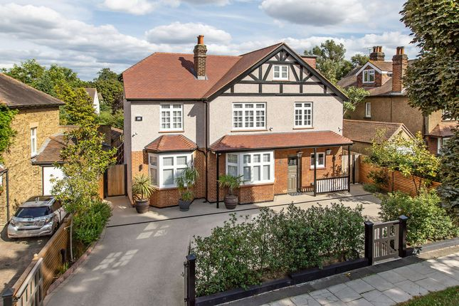 Thumbnail Detached house for sale in Mostyn Road, Merton Park