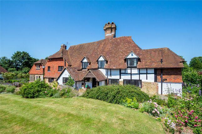 Thumbnail Detached house for sale in Eashing Lane, Godalming, Surrey