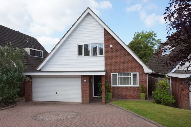Thumbnail Detached house for sale in Chestnut Drive, Shenstone, Lichfield
