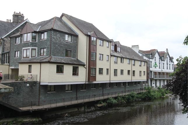 Thumbnail Flat for sale in Flat 14, Riverside Lodge, Station Road, Keswick, Cumbria