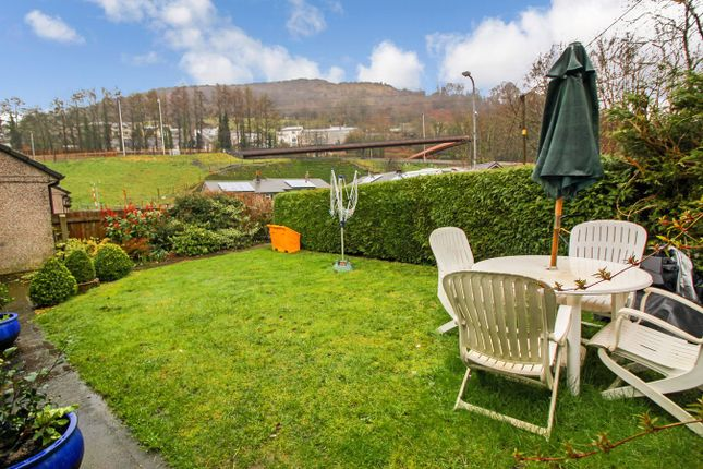 Thumbnail Semi-detached bungalow for sale in Clydach, Abergavenny