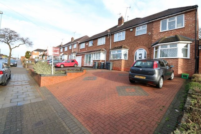 Thumbnail Semi-detached house for sale in Craythorne Avenue, Handsworth Wood