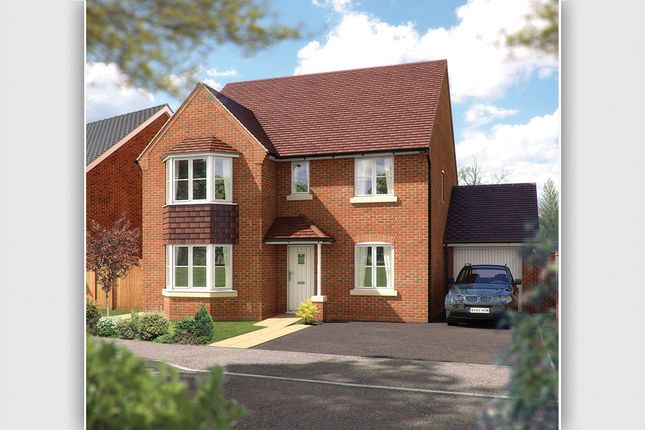 "Thumbnail Detached house for sale in ""The Wallace"" at Station Road, Long Buckby, Northampton"