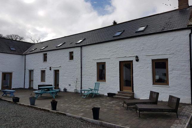 Thumbnail Barn conversion for sale in Argrennan Mains, Tongland, Kirkcudbright