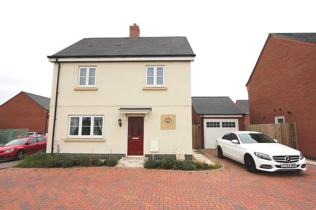 Thumbnail Detached house for sale in Star Cottages, Private Road, Stoney Stanton, Leicester
