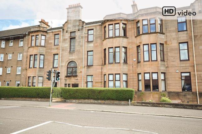 Thumbnail Flat for sale in Fenwick Road, Giffnock, Glasgow