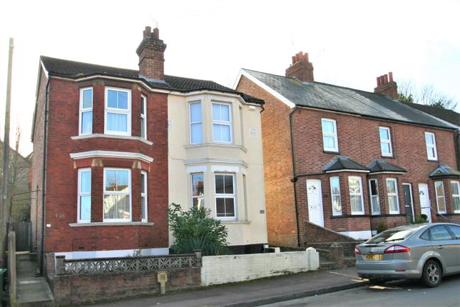Thumbnail Semi-detached house for sale in Silverdale Road, Tunbridge Wells