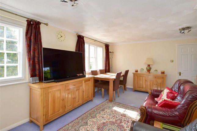 Thumbnail Flat for sale in Hartley Court, Cranbrook, Kent