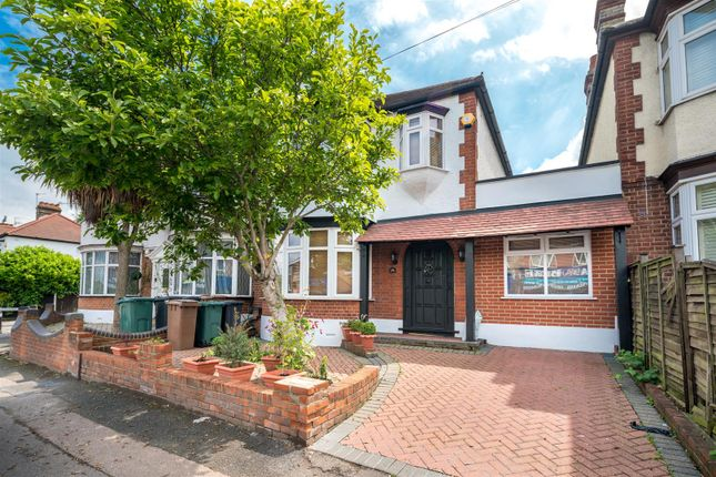 Thumbnail Semi-detached house for sale in Hale End Road, Woodford Green