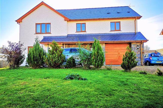 Thumbnail Detached house for sale in Pontrhydfendigaid, Ystrad Meurig