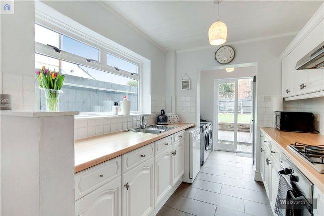 Thumbnail Terraced house for sale in Malden Road, Borehamwood