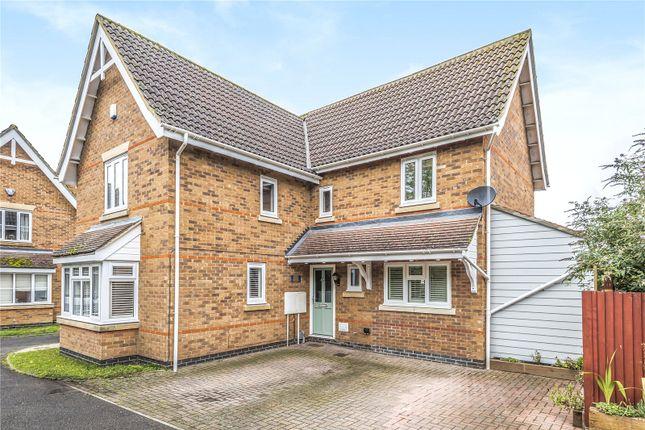 Thumbnail Detached house for sale in Hardman Road, Foxton, Cambridge