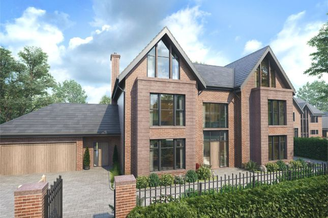 Thumbnail Detached house for sale in 1 Burnthwaite Hall, Old Hall Lane, Lostock, Bolton